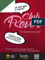 Manual de Clubes