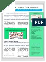 2. Boletín Informativo Equipo