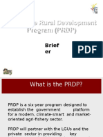 Prdp Presentation March 2014