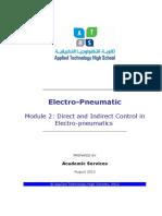 Electro Pneumatics m2 Student