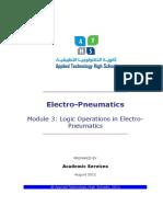 Electro Pneumatics m3 Student Version