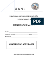 Cuaderno de Actividades Sociales I Docx