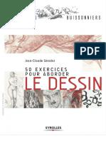 50 exercises pour aborder le dessin