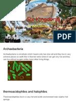 description of kingdom google slide - zachary moran