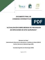 ISQ. Medidas de prevención. SADI 2015.pdf