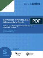 Estructura y Función Del Síntoma Fóbico en La Infancia. María Cristina Piro (Coordinadora)
