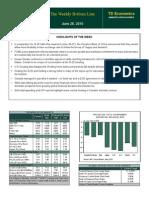 TD BANK-JUN-28-The Weekly Bottom Line