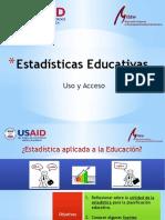 Presentación Fuentes de Indicadores Educativos Final Versio