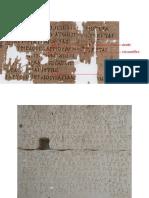 papiro - acentuação