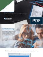 Custom Apps Success Guide Plan En