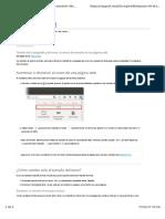 Firefox Tamaño de La Tipografía y Del Texto - Aumento Del Tamaño de Las Páginas Web