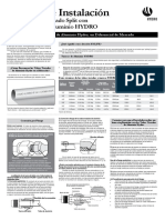 Manual Tuberia Aluminio