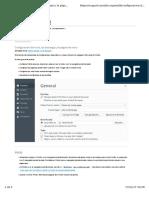 Configuración Del Inicio, Las Descargas y La Página de Inicio Firefox