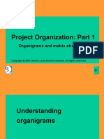 project organization.ppt