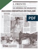 Publicaciones periodico MAFE