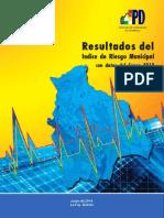Resultados IRM Bolivia 2012