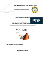 Manual Matlab