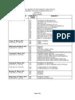date sheet of class X - 2017.pdf