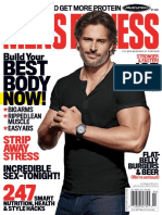 Men Fitness USA -- April 2016