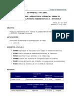 REA 119-2014 Mejoramiento de RPAT en La L-2025-2026