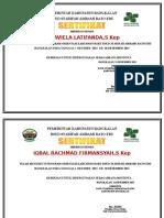 contoh sertifikat orientasi