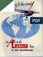 Cessna 195B Businessliner