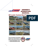 EZ Loader Owners Manual