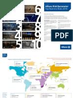 Allianz Risk Barometer 2016