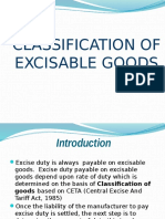 Classification of Excisable goods.pptx