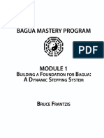 4 Building a Fundation for Bagua - A Dynamic Stepping System