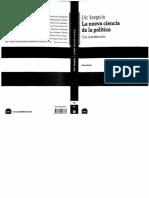02. Voegelin, E. (2006). La Nueva Ciencia Política Reconocido