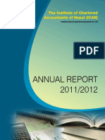 Ican Annual Report 2011 12
