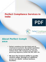 Perfect Compliance Services in India
