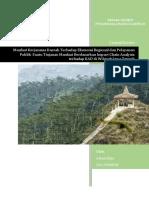 Critical Review Manfaat Kerjasama Daerah