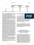Particle Size Distribution Estimation by Analytical Sieving