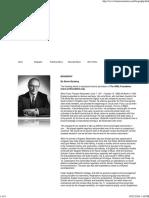 Franz Reizenstein Online Archive