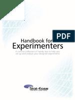 Design Expert Handbook
