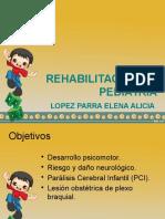 Rehabilitación en Pediatría