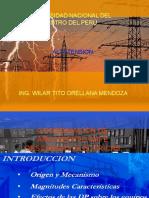 DECIMO CUARTA COORDINACION DE AISLAMIENTO ANTE DESCARGAS ATMOSFERICAS.ppt