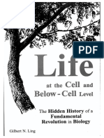 1de2 Ling 2001 Life.at.the.cell.Level