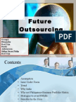 Outsourcing India vs Philipines