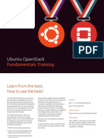 Ubuntu OpenStack Fundamentals Training