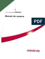 Mindray BeneHeart D3 Usuario