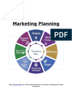 Sample On Marketing Planning Of Ford Motor