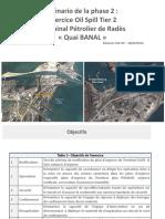 Exercice Rades Oil Spill 2016 Réunion Du 28 Sept 2016