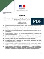 Arrete Entrepot Petrolier de Mulhouse a Illzach