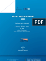 Team Lease - Indicus Labour Report 2009