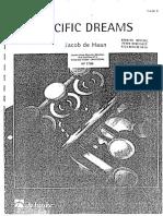 Pacific Dreams - Jacob de Haan