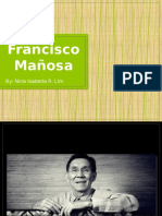 Francisco Mañosa