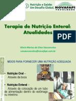 Suporte Nutricional Enteral Atualidades Vc3a2nia Marisa
